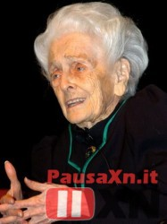 Notizia Shock: Rita Levi Montalcini  Morta