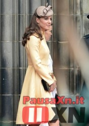 E' Ufficiale: Kate Middleton è Incinta