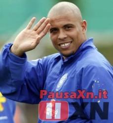 Ronaldo Partecipa ad un Programma per Dimagrire!