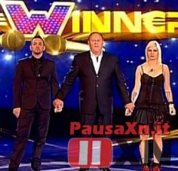 Daniela Ciampitti Vince la Prima Edizione di The Winner Is