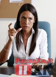 Nicole Minetti Flirta ora con Francesco Facchinetti