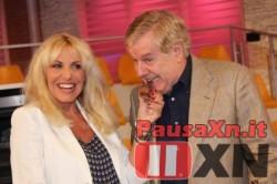 Antonella Clerici Sta Male e Claudio Lippi Accore in suo Aiuto