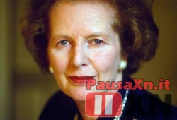 E&#8217; Morta Margaret Thatcher una delle Donne pi Potenti al Mondo