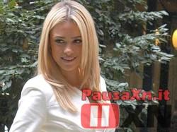 Martina Stella Porta Sempre con sè Sul Set la sua Piccola Ginevra