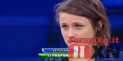 Verdiana non ha Vinto Amici 12 ma il CD Glielo Produrrà Facchinetti