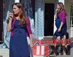 Grande Attesa per il Parto del Royal Baby di Kate Middleton