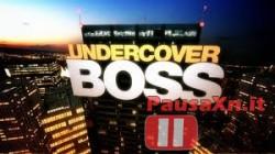 Undercover Boss Pronto per Arrivare in Italia