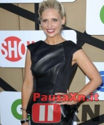 Sara Michelle Gellar e il Film su Buffy