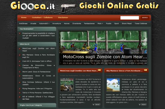 Gioca Gratis Online su Giooca.it
