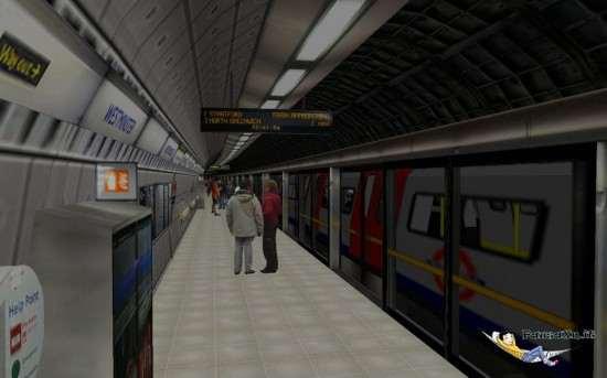 Gioco di Treni 3D Gratis gioco treno 550x343