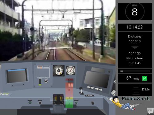 Simulatore di Treni 3D Online simulatore treno 500x375